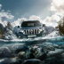 "Blogbeitrag ""Toyota Land Cruiser"""