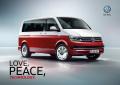 """Volkswagen Multivan """"Generation Six"""""""