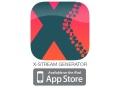 "Eigenes App ""X-Stream Generator"""