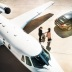 "Blogbeitrag ""Lufthansa Private Jet"""