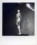 Oliver Mark photographiert Sofortbilder