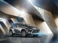 Lexus LF-NX Crossover Concept Car