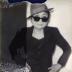 """Blogbeitrag """"Yoko Ono"""""""