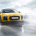 "Blogbeitrag ""Audi R8 Spyder"""