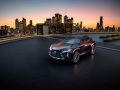 Forward Thinking: The LEXUS UX Concept