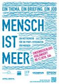 """Newsbeitrag """"""""Mensch ist Meer"""" • Ein Photowettbewerb für den professionellen Nachwuchs"""""""