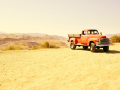 A day in the desert