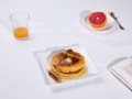 US breakfast