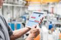 Zwischen Werkhalle und Digitalisierung