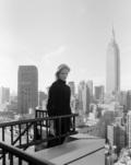 Charlene Högger in New York