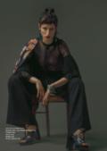 Editorial En Vie Fashion Magazin