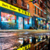 "Blogbeitrag ""NYC – China Town"""