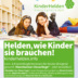 "Blogbeitrag ""Kinderhelden"""