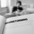 "Blogbeitrag ""Brainstorming"""