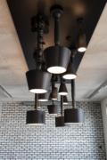 Corporate Design mit trendiger Innenarchitektur