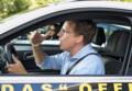 Arbeitsplatz Taxi