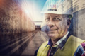 Construction Worker Portraits