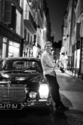 Kyle Eastwood for Mercedes-Benz Classic Magazine