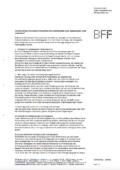 """Newsbeitrag """"Die BFF-Justiziarin informiert zu den Folgen des Corona-Virus – Teil II"""""""