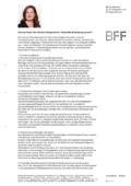 """Newsbeitrag """"Die BFF-Justiziarin informiert zu den Folgen des Corona-Virus – Teil III"""""""