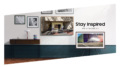 "Newsbeitrag ""#Stay inspired – The Home Exhibition"""