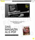 "Beitrag ""Preisvergabe & Magazin"""