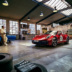 """Blogbeitrag """"Steve McQueen's Garage"""""""