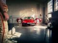 Steve McQueen's Garage