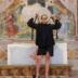 "Blogbeitrag ""The Artist Isa Melsheimer and Pietro Perugino's fresco Adoration of Magi c.1521-22 Trevi, Umbria"""