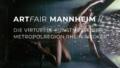 """Newsbeitrag """"ARTFAIR Mannheim 2020"""""""