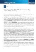 """Newsbeitrag """"Stellungnahme der Initiative Bild im BVDW"""""""