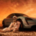"Blogbeitrag ""Porsche taycan from Earth to Mars in a day"""